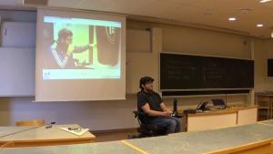 Föreläsning Umeå Universitet 2017